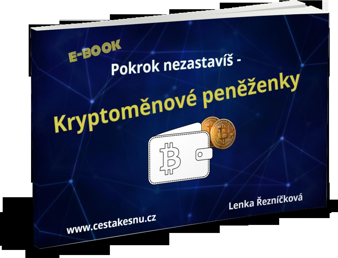 e-book Kryptoměnové peněženky