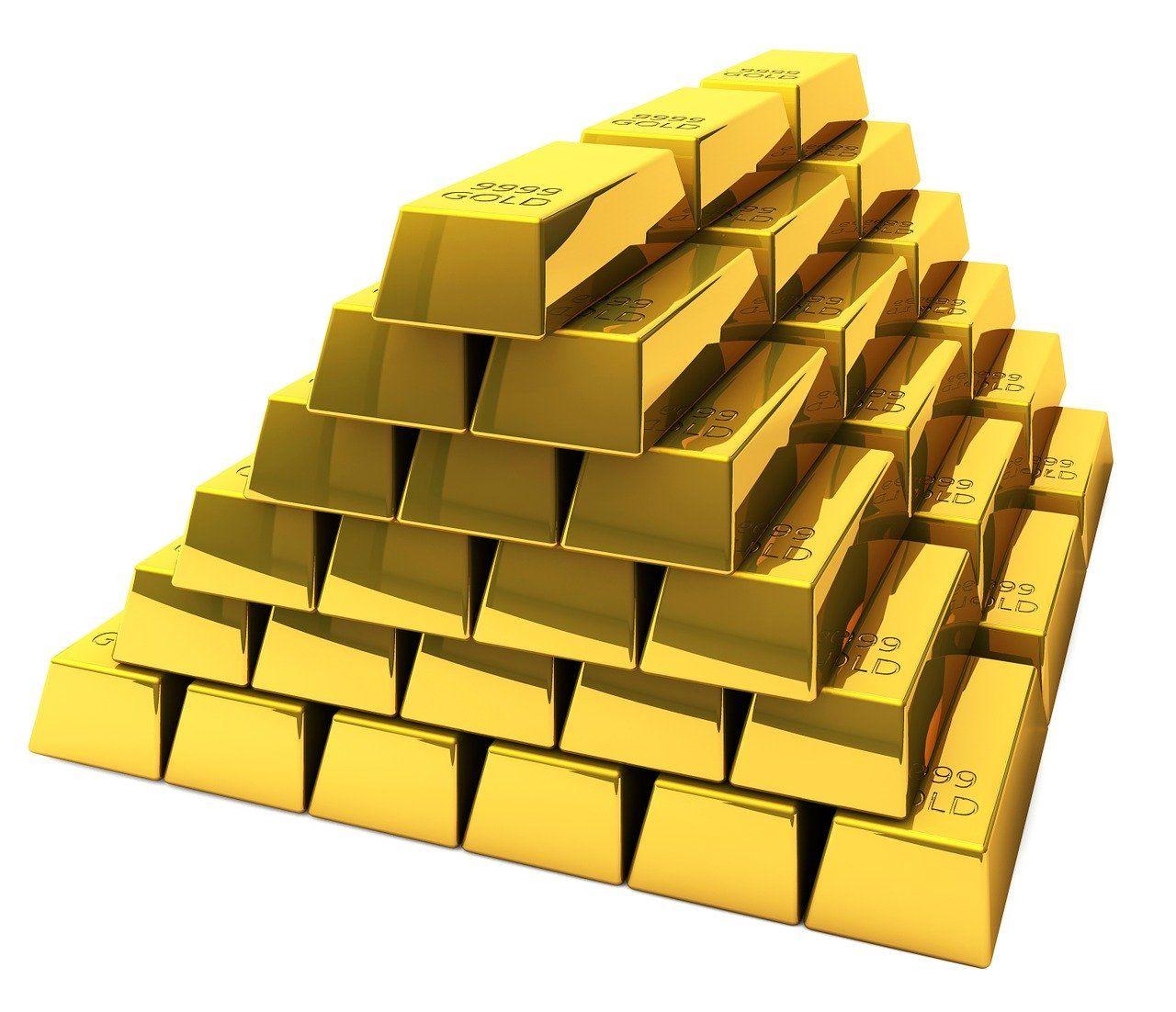 Investice zlato